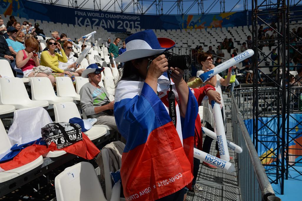 Чемпионат мира FINA 2015. Водное поло. Мужчины. Матч Россия - Япония